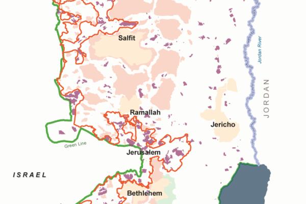 Gyűlölet-bűncselekményeknek minősítették a ciszjordániai incidenseket