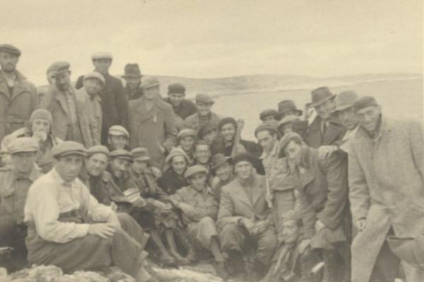 Olasz dokumentumkönyv jelent meg a Pentcho-gőzhajón megmenekült magyar zsidókról