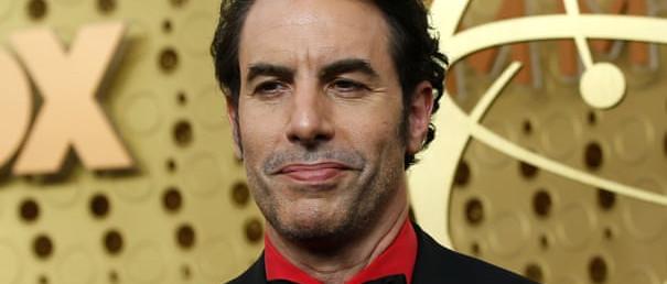 Sacha Baron Cohen: Képzeljük el, mit tudott volna Goebbels a Facebookból kihozni