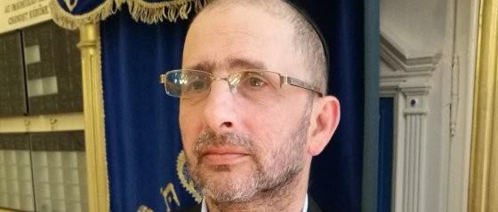 Bemutatjuk a rabbijainkat: Markovics Zsolt