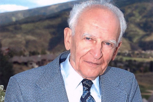 Elhunyt Baránszki Tibor, aki ezrek életét mentette meg a második világháború idején
