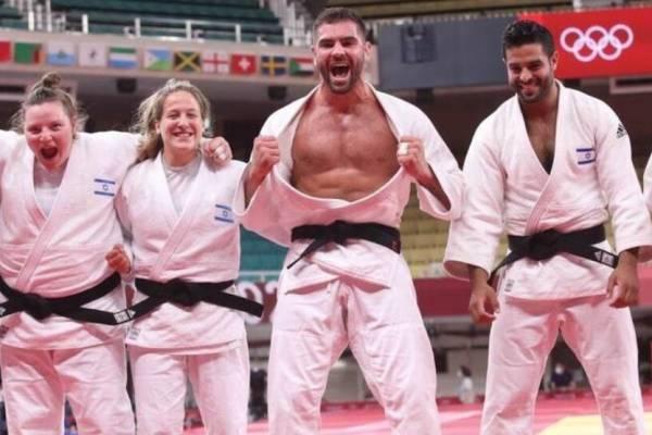Újabb izraeli érem a tokiói olimpián