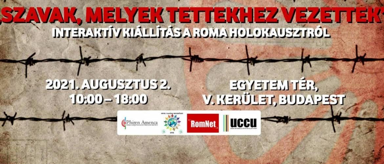 """""""Szavak, melyek tettekhez vezettek"""" – ma van a roma holokauszt áldozatinak emléknapja"""