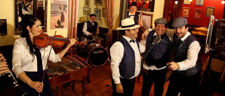 Online tartja idén újévi koncertjét Sabbathsong Klezmer Band
