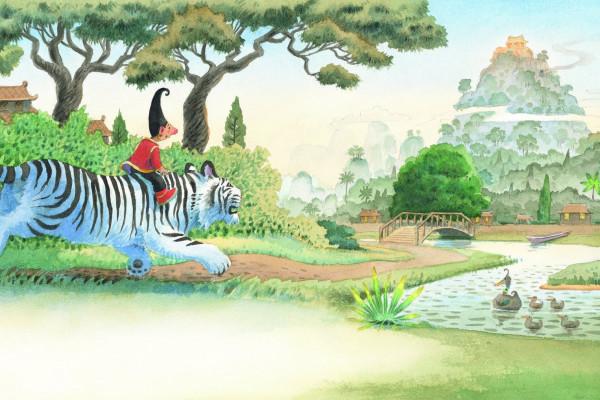 Magyar zsidó lány ihlette a világsikert aratott gyerekkönyv-sorozatot