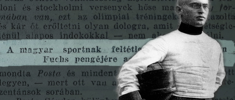 Fuchs Jenő: Az első ember – Premier filmvetés a Goldmark teremben