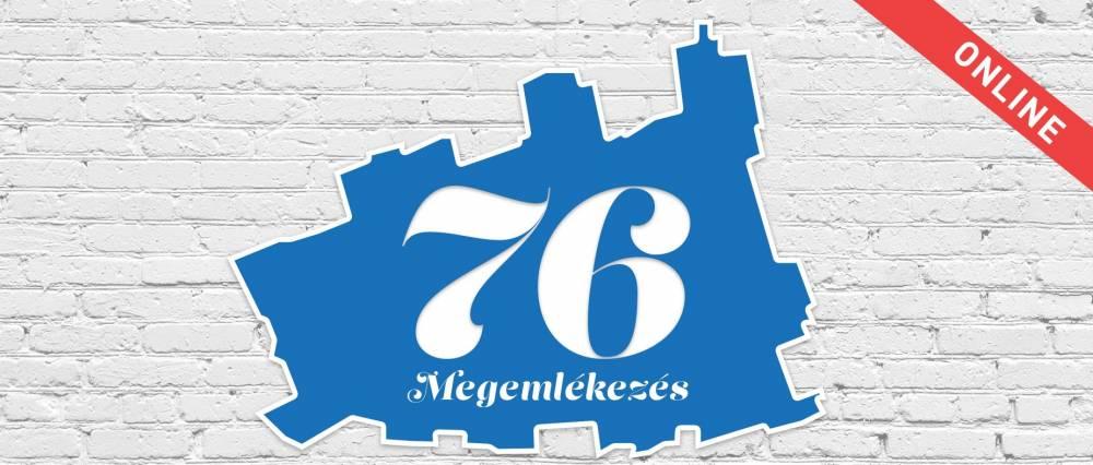 Emlékezzünk közösen: 76 éve szabadult fel a budapesti gettó | Mazsihisz