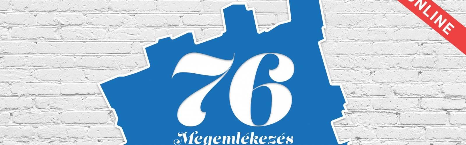 Emlékezzünk közösen: 76 éve szabadult fel a budapesti gettó