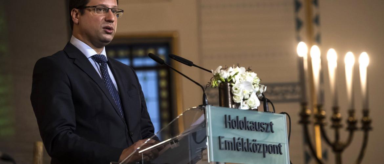 Gulyás Gergely: a magyar államot felelősség terheli, amiért nem védte meg állampolgárait