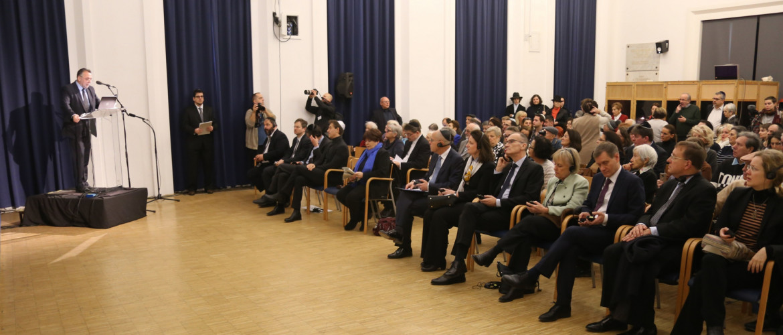Mazsihisz elnök: a holokauszt nem kizárólag a zsidó közösség belügye