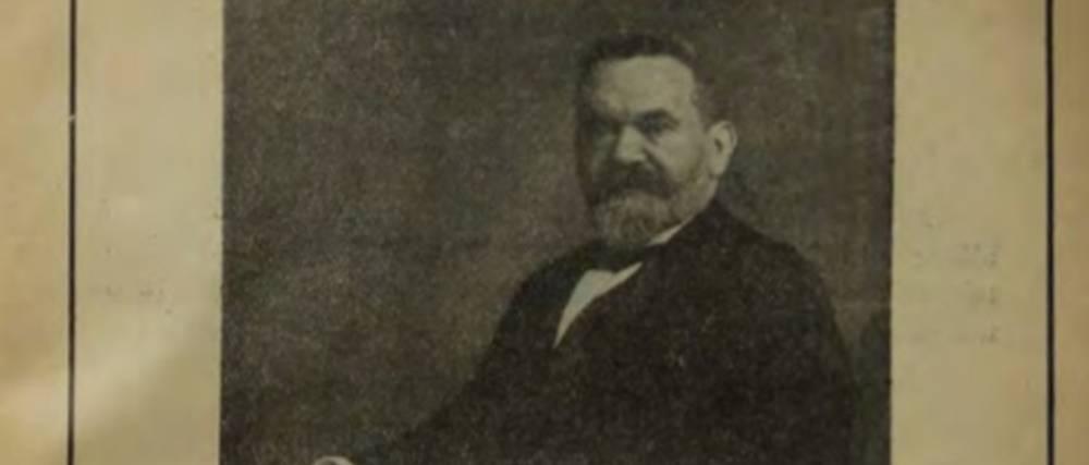 Nagy elődeink: Balu Lajos (1861-1936)