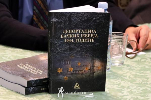 Hiánypótló kötet a bácskai zsidók meghurcolásáról