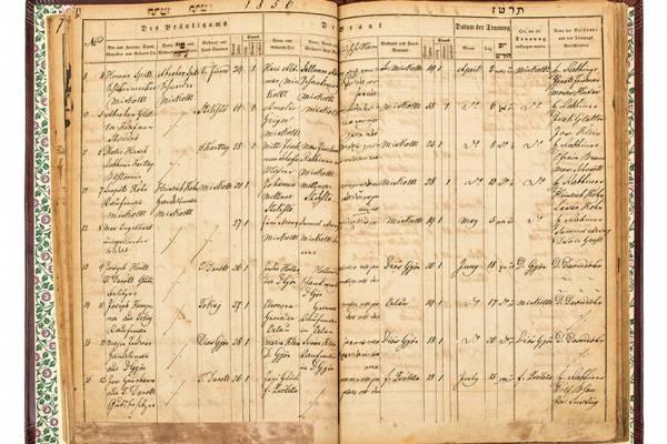 Kincset érő magyar zsidó dokumentumok kerülnek kalapács alá Izraelben