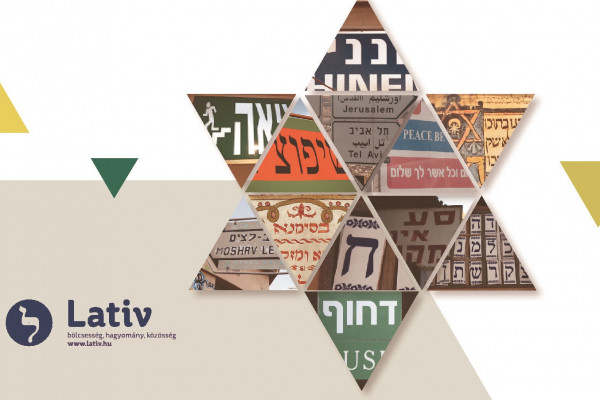 Héber nyelvtanfolyam a Lativban
