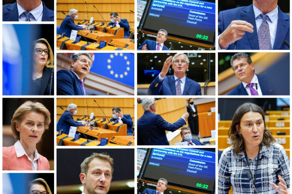 Európai képviselők Ciszjordánia annektálása ellen