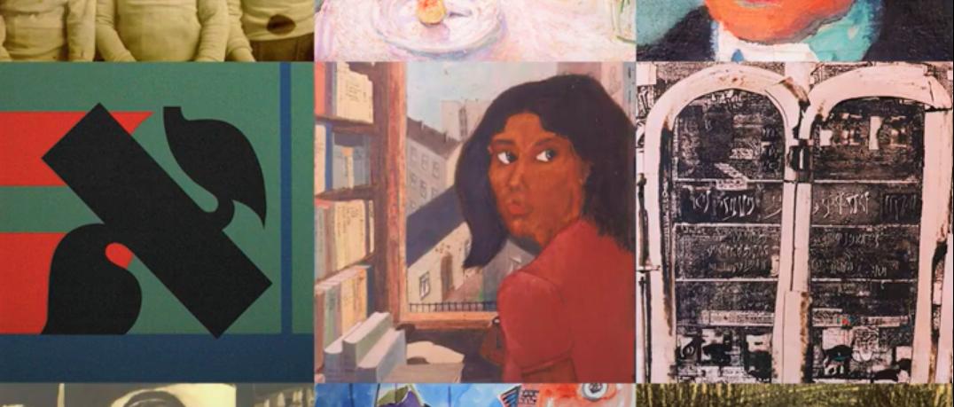 Kép a képben: terítéken a zsidó múzeum néhány izgalmas festménye