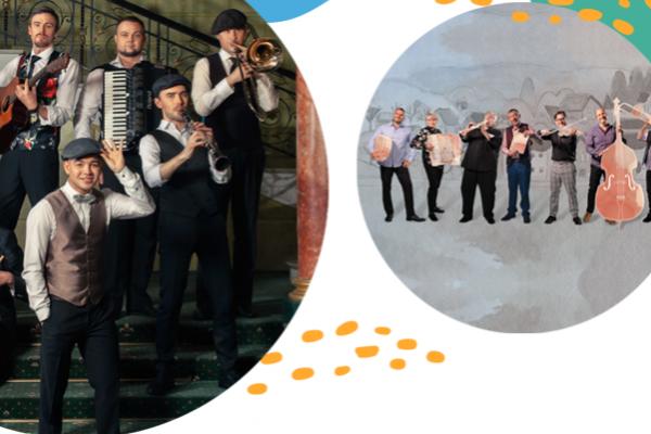 Odessza-Budapest klezmercsúcstalálkozóval rajtol a 23. Zsidó Kulturális Fesztivál