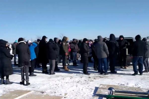 Megrendítő: kivonult egész Toronto mínusz 20 fokban is a magányos magyar holokauszt-túlélő temetésére