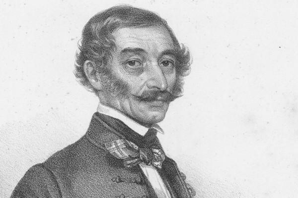 Magyar zsidó arcképcsarnok: Rózsavölgyi Márk (1789-1848)