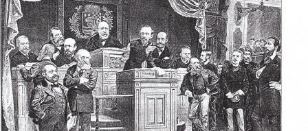 Emlékezzünk Wahrmann Mórra, az országgyűlés első zsidó képviselőjére