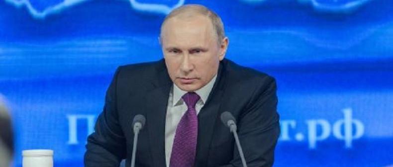 Putyin izraeli viccet mesélt és a Tórából idézett