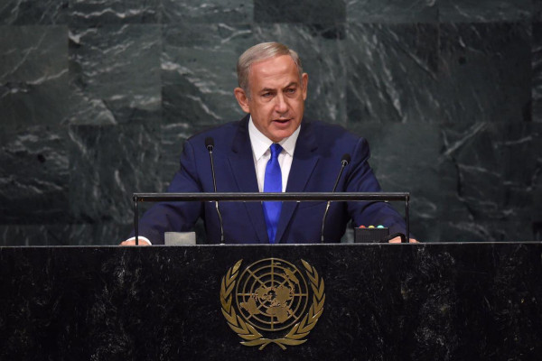 Netanjahu: Jogunk van a Jordán-völgy annektálásához