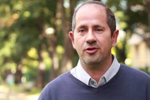 Bemutatjuk a rabbijainkat: Darvas István