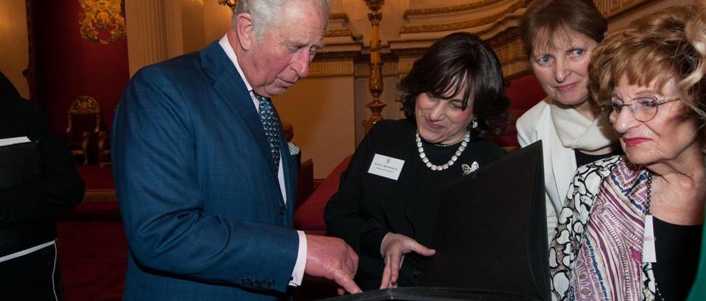 Károly herceg beszéde a brit zsidósághoz