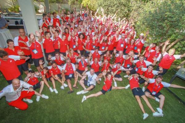 15. Maccabi Európai Játékok – Magyar delegáció sportolói találkozó