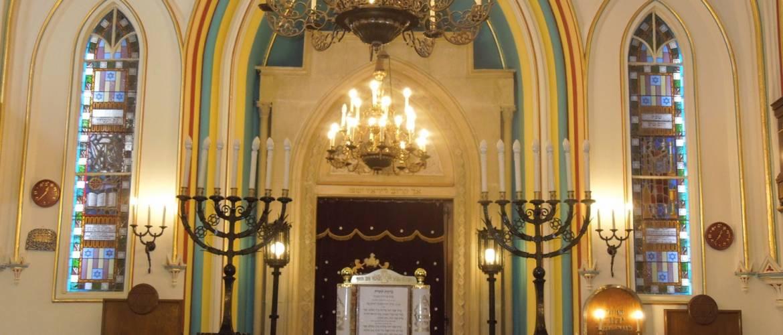 Születésnapi gálaesttel ünnepel a 133 éves Frankel zsinagóga