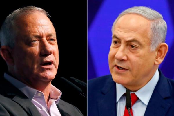 A Kék-Fehér párt 37, míg a Likud 33 helyet szerezne a Kneszetben