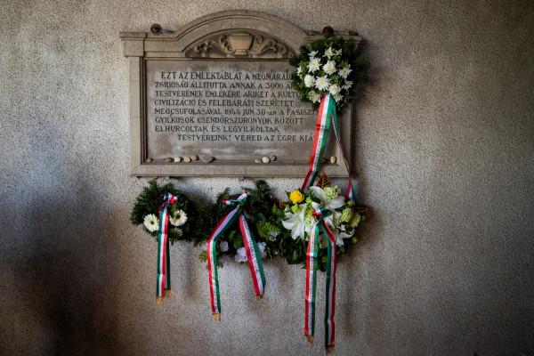 """""""Nem tudom elfelejteni, nem is akarom"""" – mártírmegemlékezés Kispesten"""