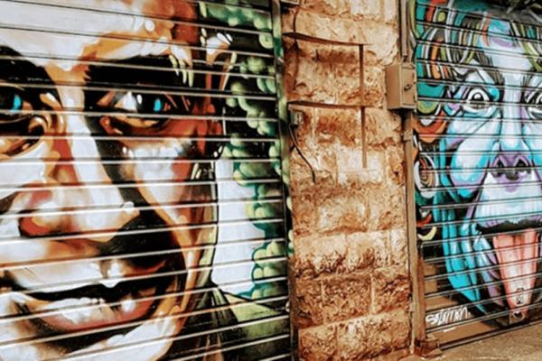 Jeruzsálem és a Street Art – meghívó online túrára