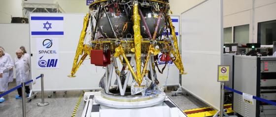 Zsidó hódítás a világűrben: Izrael holdra száll