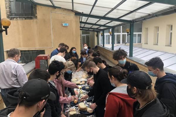 BZSH Külker Technikum: fókuszban a zsidóság és az érzékenyítés is