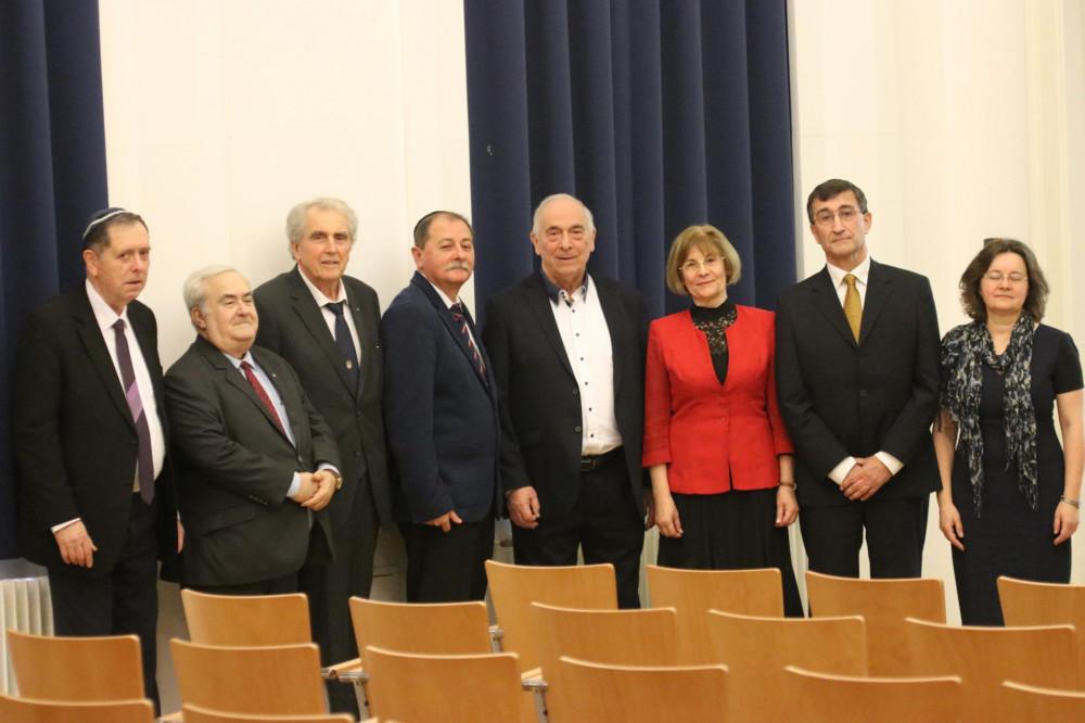 Ők az idei Magyarországi Zsidóságért díj kitüntetettjei | Mazsihisz
