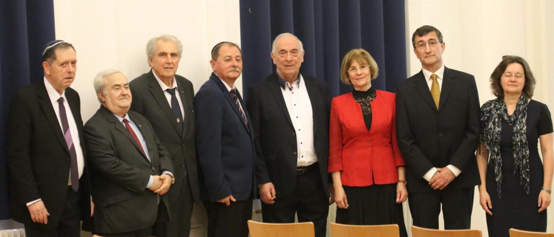 Ők az idei Magyarországi Zsidóságért díj kitüntetettjei