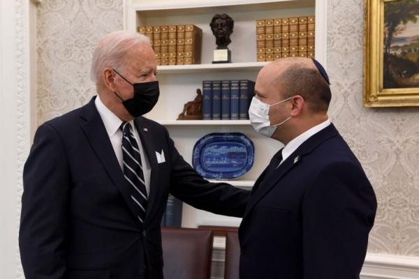 Biden és Bennett jó barátok lettek a Fehér Házban