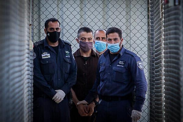 Életfogytiglant kapott a palesztin gázoló