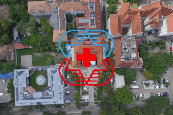 Kásler Miklós: E példamutató fejlesztéssel az egyházi kórházak egésze erősödött meg