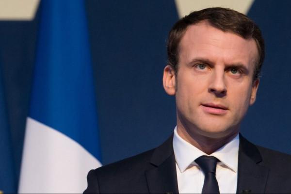 Macron kíméletlenséget ígért az antiszemita cselekmények elkövetőivel szemben