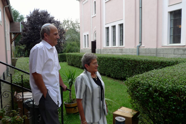 Gyász: Elhunyt Sárosi György a nyíregyházi hitközség korábbi elnöke