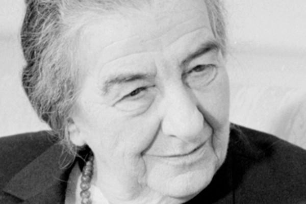 """Mai születésnapos: Golda Meir – a """"zsidók királynője"""""""