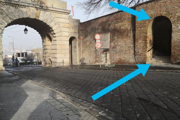 Mutatjuk, hol lesz a hanukai gyertyagyújtás a budai várban