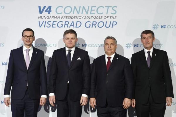 Lengyelország távolmaradása miatt nem tartják meg a V4 csúcstalálkozót Jeruzsálemben