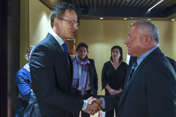 Szijjártó Péter: Magyarország és Izrael szoros szövetségesek