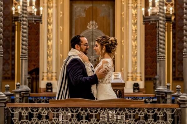Fehérváry Mercédesz: Zsidó esküvő (2. rész)