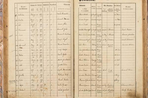 Rendkívüli iratmentés a Zsidó Múzeum és az Izraeli Nemzeti Könyvtár jóvoltából