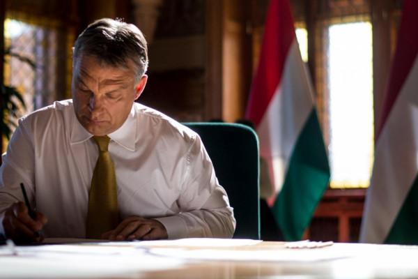 Orbán Viktor: Együtt ünnepelni a legnagyobb ajándék