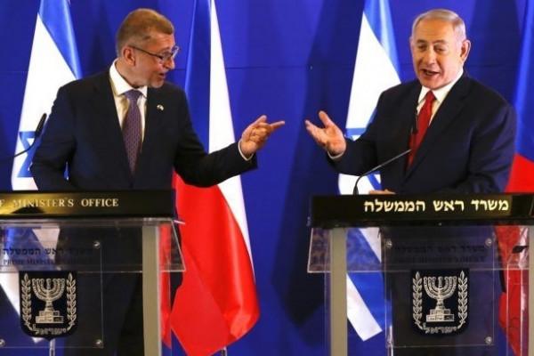 Csehország és Szlovákia is bejelentette: szorosabbra fűzi kapcsolatát Izraellel